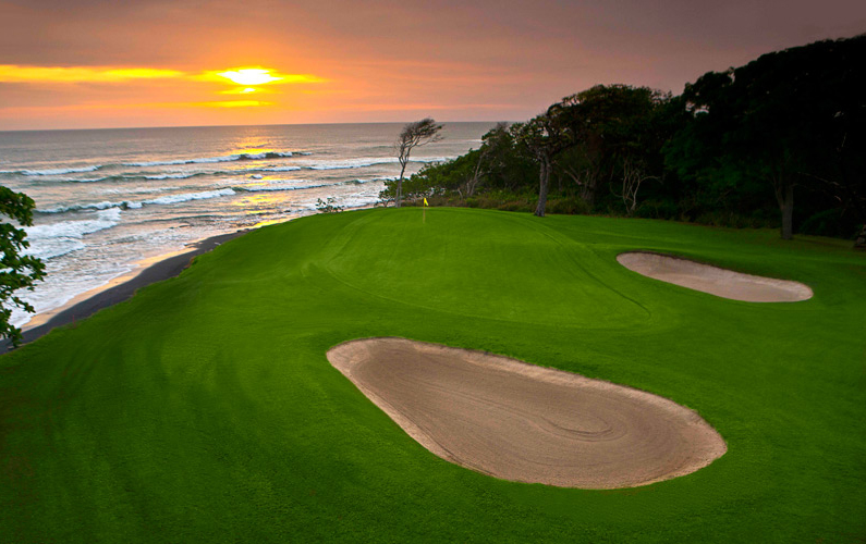 Golf at Hacienda Pinilla